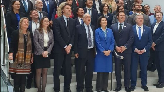 "OECD in Paris organized the ""1st Roundtable of the OECD Digital for SMEs Global Initiative"""